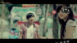 loi yeu do (video lyrics) - hkt