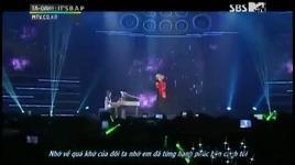 i remember (live) (vietsub) - bang yong guk (b.a.p)