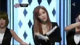sexy love (live) - t-ara