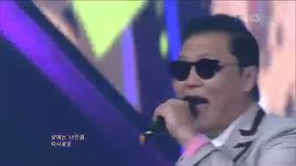gangnam style (live) - psy