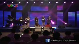 nhom hat bay (top 32 vietnam idol 2012) - v.a