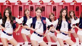 oh (japanese version) - snsd