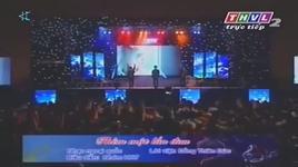 them mot lan dau (live) - hkt