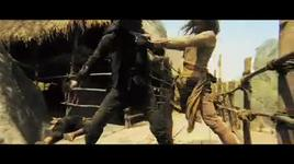 ong bak 2 exclusive clip starring - tony jaa