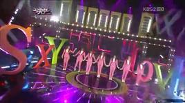 sexy love (140912 musicbank) - t-ara