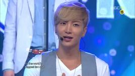 from u (live on music core) - super junior