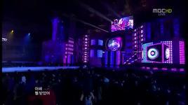 oppa oppa (live) - shinee, eun hyuk (super junior), dong hae (super junior)