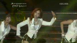 sexy love (kpop nature concert) - t-ara