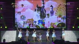 bubibu (k-pop nature plus concert) - a pink