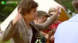 live while we're young (itfriend vietsub) - one direction