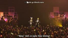 rin rin signal (live party in tokyo 2011) (vietsub) - kagamine len, kagamine rin