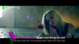 wish you were here (itfriend vietsub) - avril lavigne
