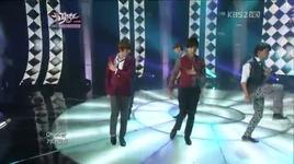 stop girls (051012 music bank) - u-kiss