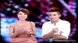 hoang quyen - ms8 - chiec la vo tinh (vietnam idol 2012) - v.a