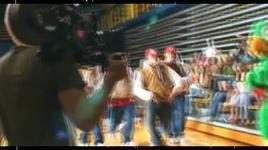 behind the scenes - kiss kiss - chris brown, chris brown, t-pain