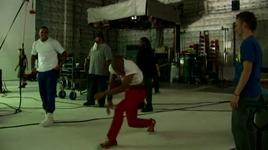 freeze backstage dance cipher - t-pain, chris brown