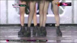 intro + sexy love (m!countdown smile thailand) - t-ara
