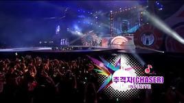 the chaser (121003 incheon k-pop concert) - infinite