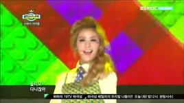 lipstick (121009 show! champion) - orange caramel