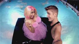 beauty and a beat - justin bieber, nicki minaj