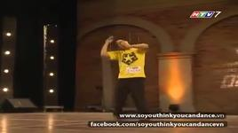 nhay solo - nguyen duc binh (vietnam's got talent) - v.a