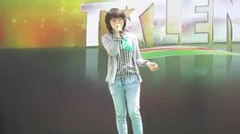 em trong mat toi - english, vietnamese version(vietnam's got talent) - v.a
