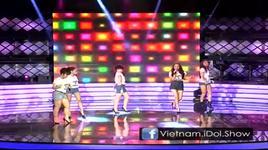 ket qua top 10 top nu rung dong (vietnam idol 2012) - v.a