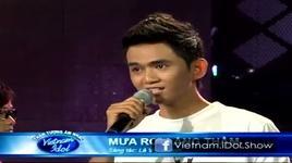 ket qua top 10 top nam mua roi lang tham (vietnam idol 2012) - v.a