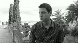 behind the scenes at the photoshoot - il divo
