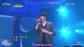 the road to me (vietsub + kara) - sung si kyung