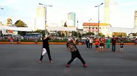 gangnam style flash mob - v.a