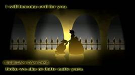 servant of evil (engsub, lyrics) - kagamine len, kagamine rin