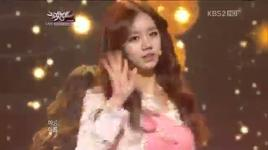 dont forget me (021112 music bank) - girl's day