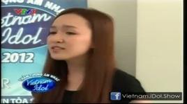 cao thanh thao my - ms2 - the climb (vietnam idol 2012) - v.a