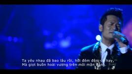 noi tinh yeu bat dau (liveshow in concert 2012 - tp.hcm) - bang kieu