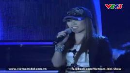 my tam - trang den (vietnam idol 2012) - v.a