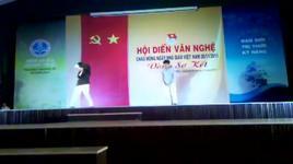 nhay solo - huynh trung hau (vietnam's got talent) - v.a