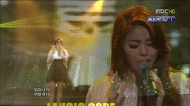 i will show you (121103 music core) - ailee