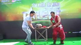 vietnam's got talent - nguyen kim tuan - lot dua - v.a