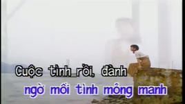 vang bong nguoi yeu - ngoc hue