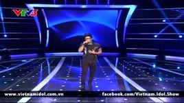 gui ngan loi yeu - anh quan hat sing-off (vietnam idol 2012) - v.a