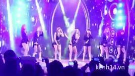 lovey dovey (live) - t-ara