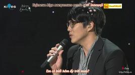 behind you (lyric, kara) - sung si kyung