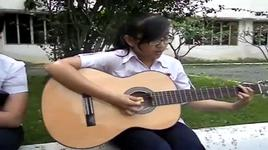 dark side (cover) - ha uyen (hula), lan anh (hula)
