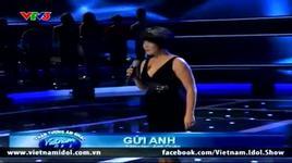 gui anh - my linh (vietnam idol 2012) - v.a