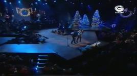 feliz navidad (live) - michael buble, thalia