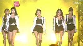 pandora (121202 mbc korean music wave in kobe) - kara