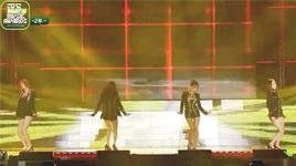 alone (121214 melon music awards) - sistar