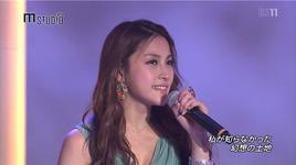 a whole new world (121221 mnet japan jj's mstudio) - gyuri (kara), kim jeong hoon