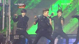 the chaser (121221 music bank year end special) - infinite